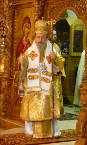 Heiliger-Georgios-Wiesbaden / Besuch Seiner Eminenz Metropolit von Thessaloniki Anthimos